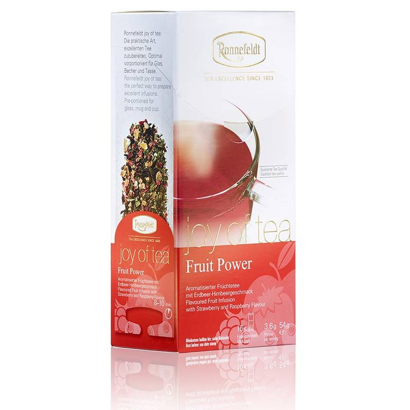 Joy of Tea Fruit Power