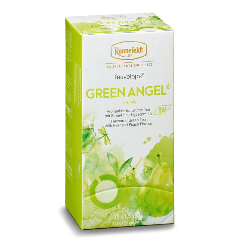Teavelope® Green Angel