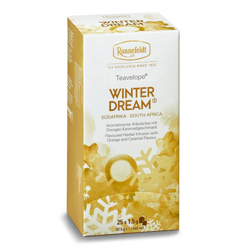 Teavelope® Winterdream® NEU