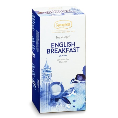 Teavelope® English Breakfast NEU