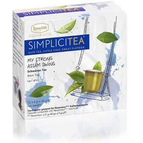 SimpliciTea® My Strong Assam Swing