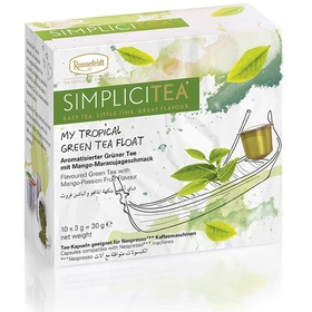 SimpliciTea® My Tropical Green Tea Float