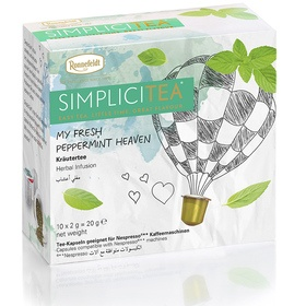 SimpliciTea® My Fresh Peppermint Heaven