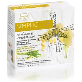 SimpliciTea® My Ginger & Lemon Breeze