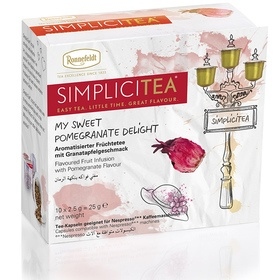 SimpliciTea® My Sweet Pomegranate Delight