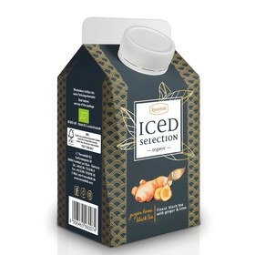 Iced Selection® Ginger & Lime