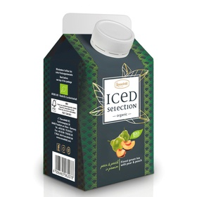 Iced Selection® Pear & Peach