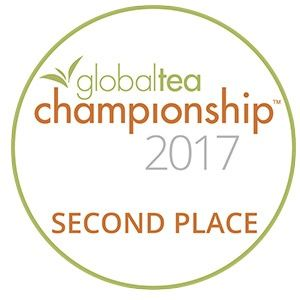 Logo Global tea Championship Preis 2017
